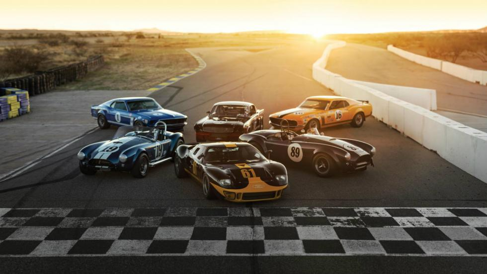 Ford Performance Collection de Jim Click
