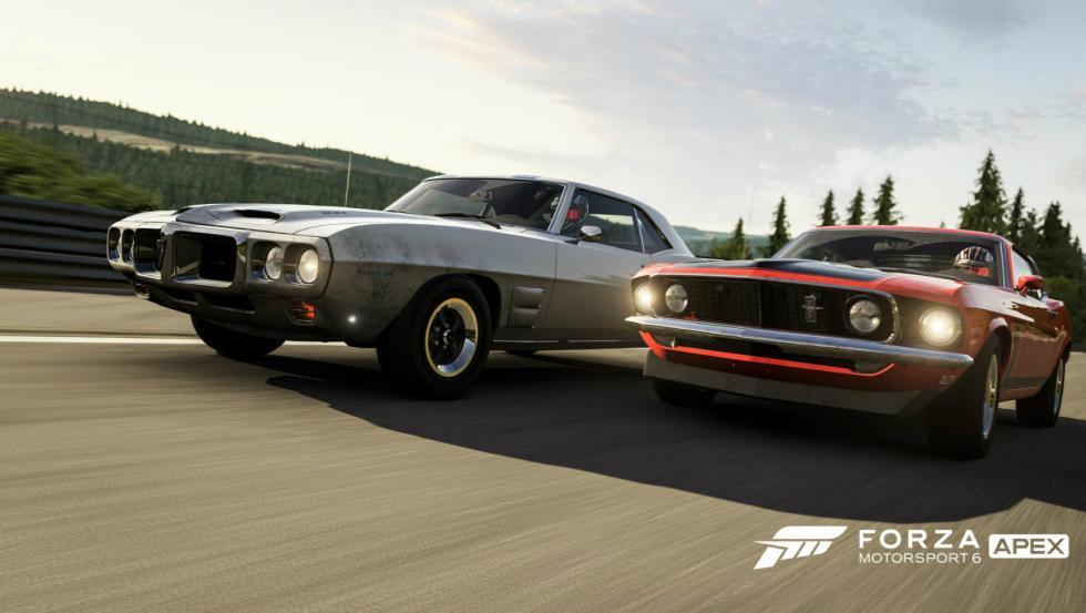 Forza Motorsport 6: Apex 7