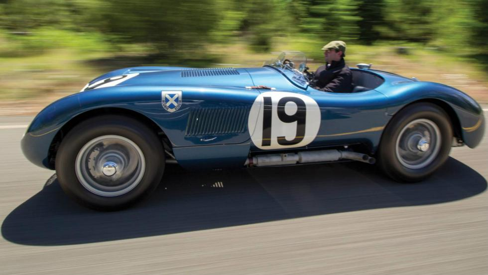 Jaguar C-Type Works Lightweight