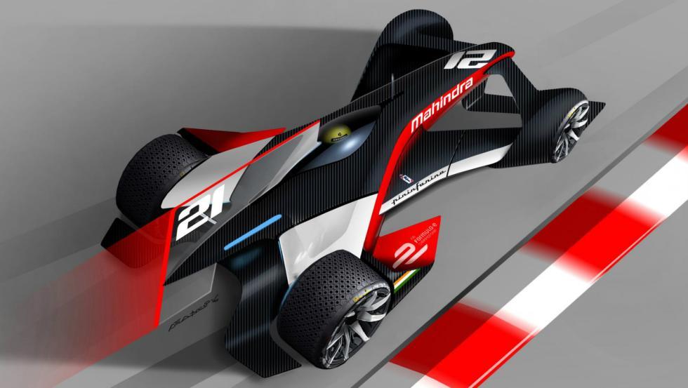 Mahindra Racing Pininfarina