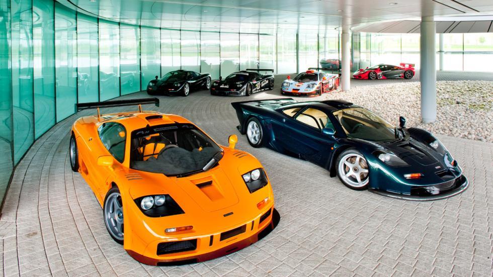 McLaren F1, 1