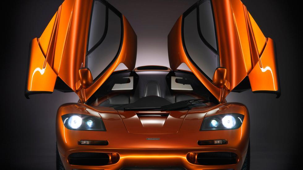 McLaren F1, 4