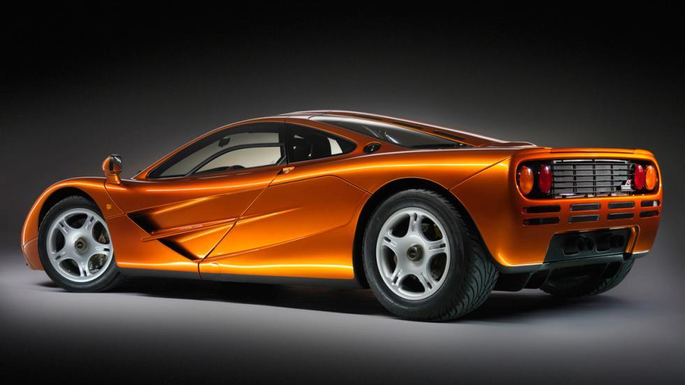 McLaren F1, 5