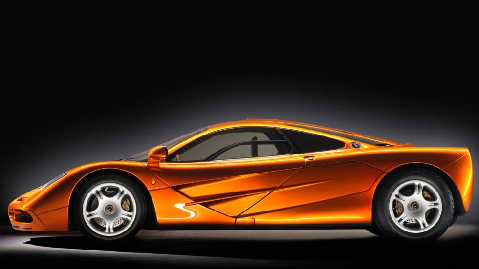 McLaren F1, 6