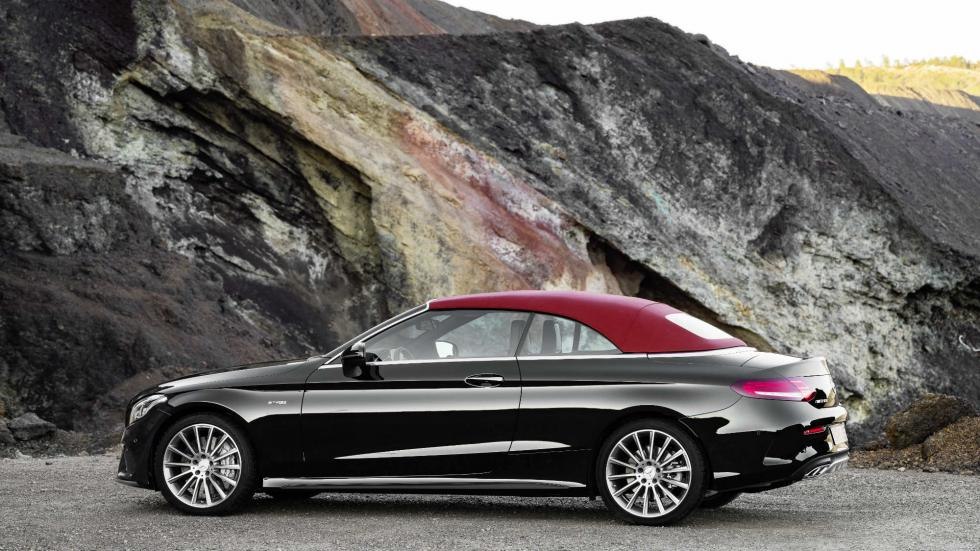 Mercedes-AMG C 43 4MATIC Cabrio lateral