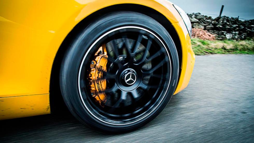 Mercedes-AMG GT S llanta