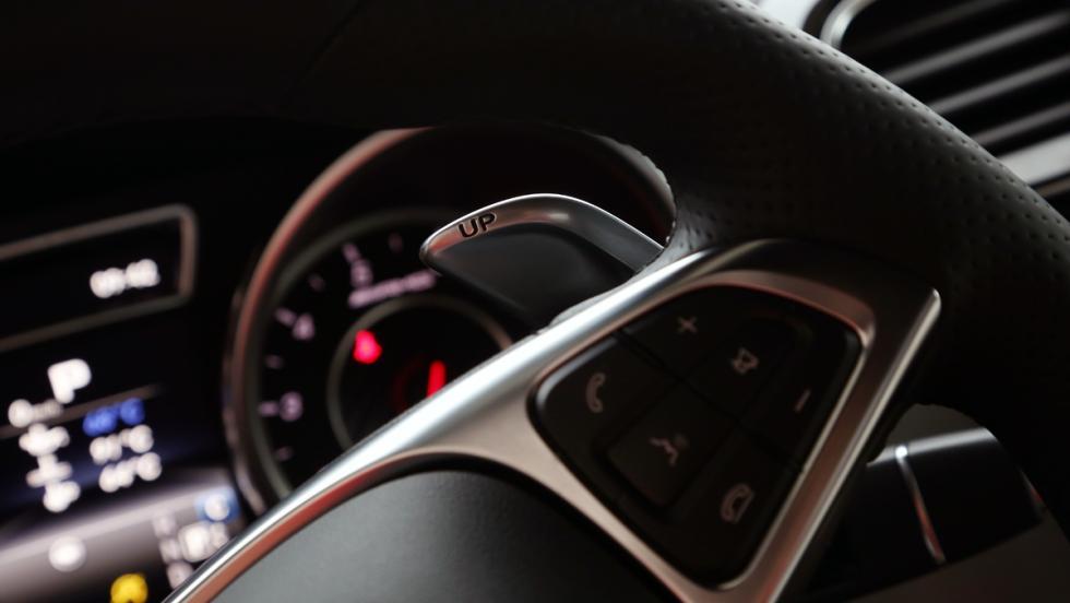 Mercedes GLE 63 AMG Levas