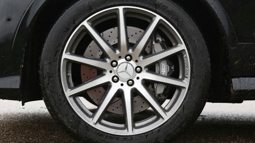 Mercedes GLE 63 AMG Llanta