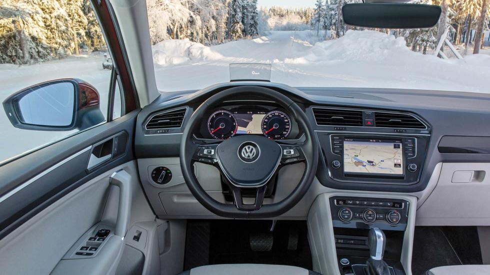Nuevo Volkswagen Tiguan, interior