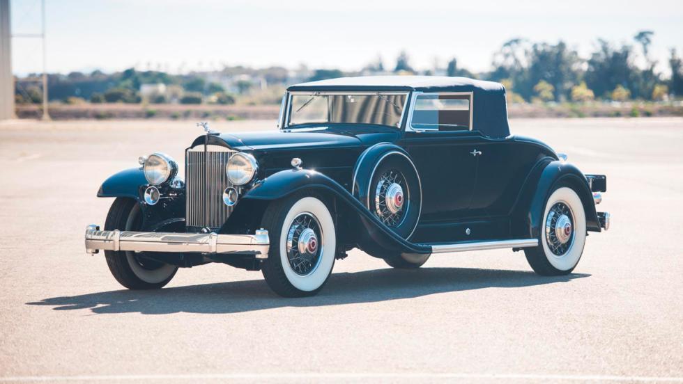 Packard Twin Six Coupé Roadster, Amelia Island Concours