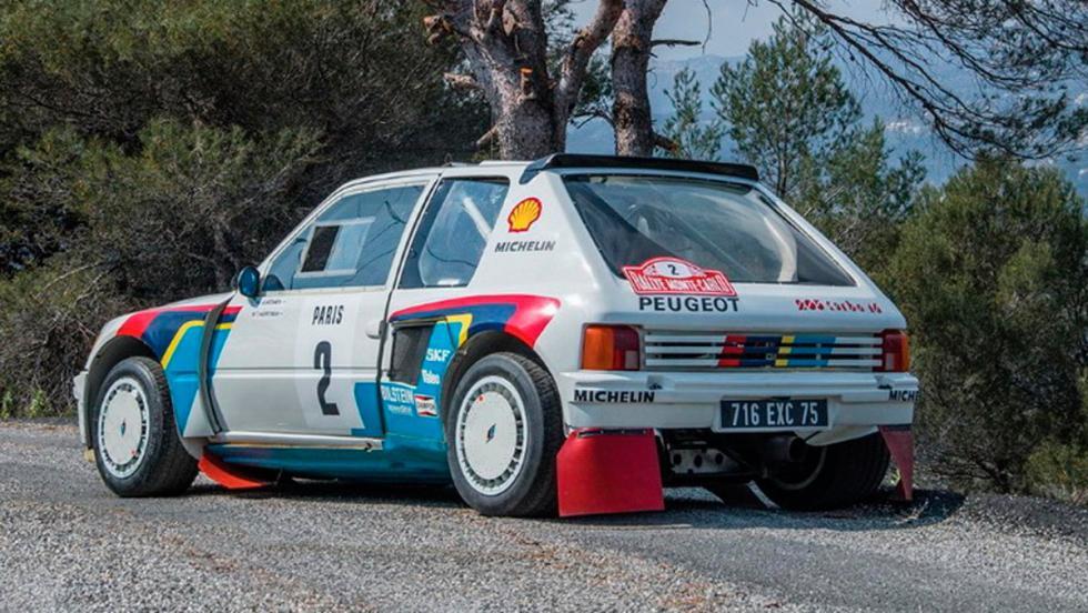 Peugeot 205 T16 Ari Vatanen II