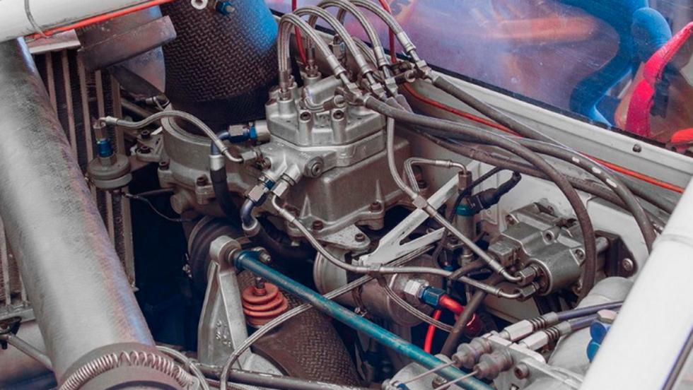 Peugeot 205 T16 Ari Vatanen III