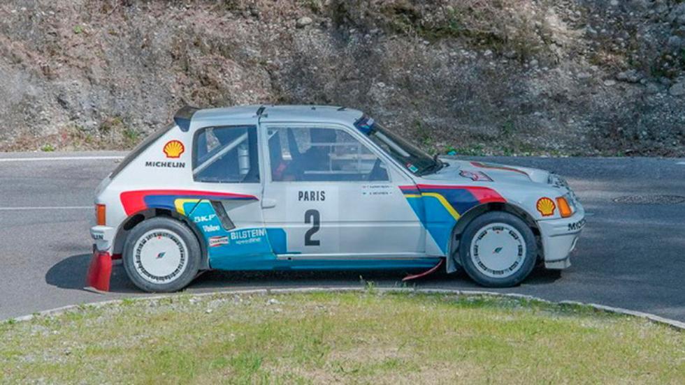 Peugeot 205 T16 Ari Vatanen V