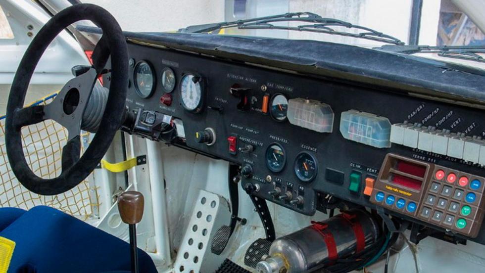 Peugeot 205 T16 Ari Vatanen VII