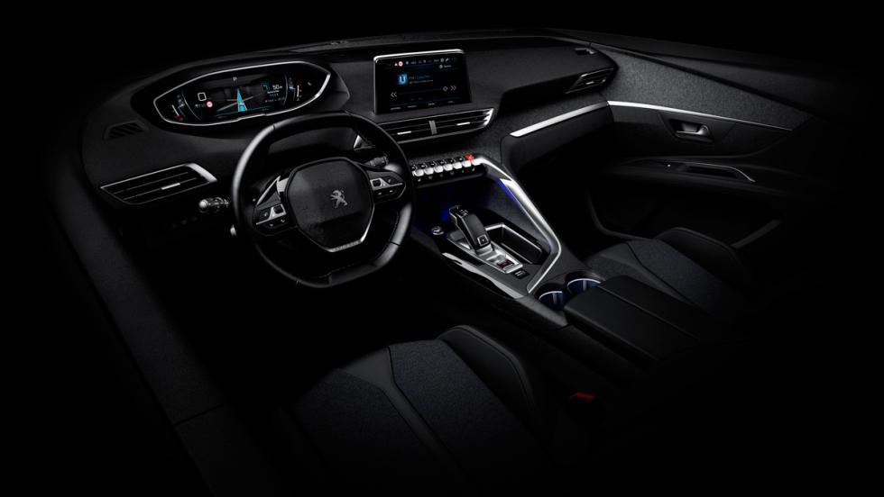 Peugeot i-Cockpit 2