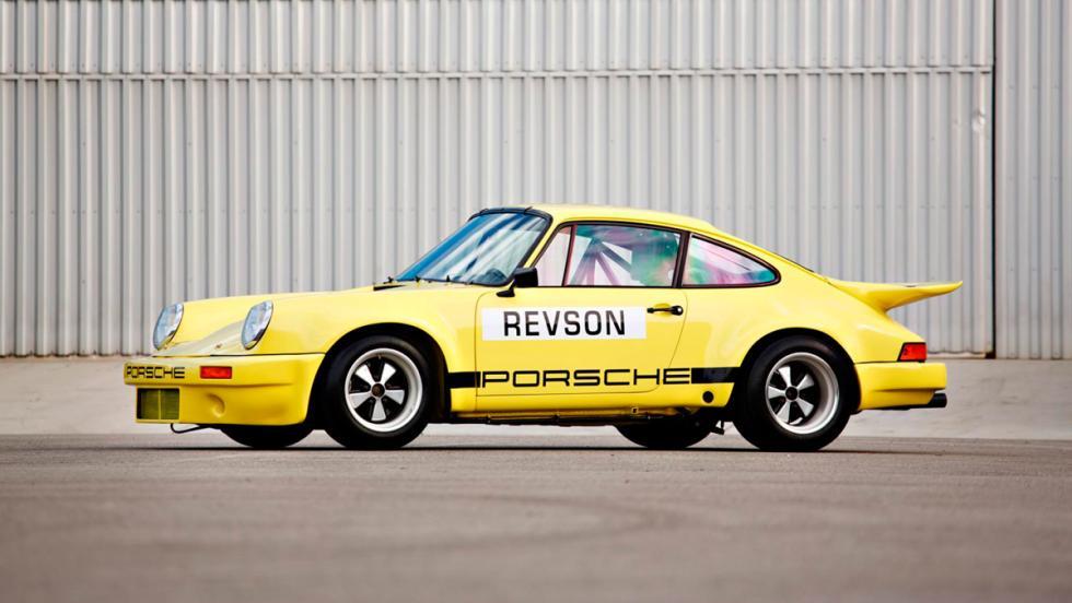 Porsche 911 Carrera IROC, Amelia Island Concours