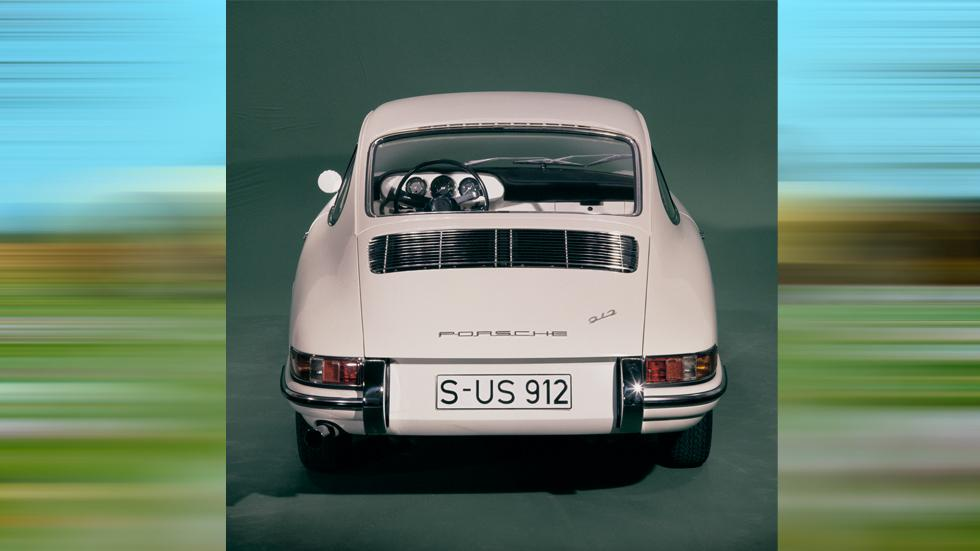 El Porsche 912 tenía que cubrir el hueco entre el vetusto 356 y el flamante 911 de seis cilindros