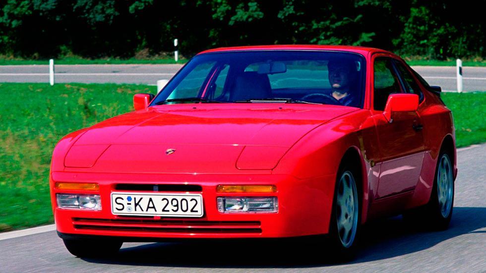 El Porsche 944 llegó a ser el cuatro cilindros más rápido del mundo