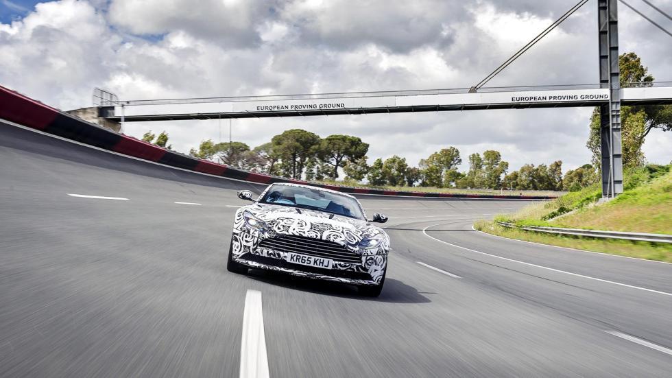 Prueba Aston Martin DB11 (6)