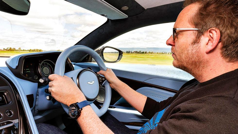 Prueba Aston Martin DB11 (8)