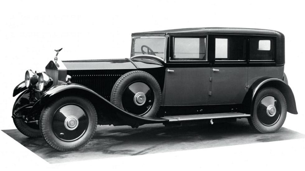 Rolls-Royce Phantom I - 1925