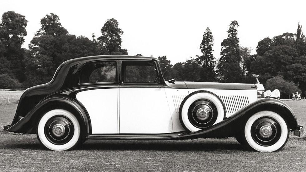 Rolls-Royce Phantom II - 1929