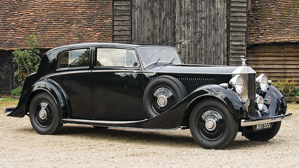 Rolls-Royce Phantom III - 1936