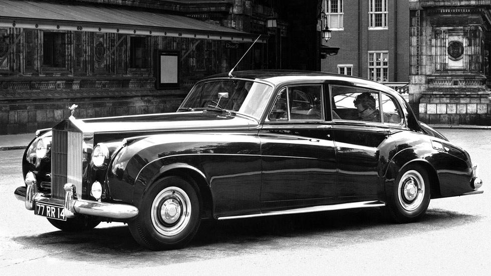 Rolls-Royce Phantom V - 1959