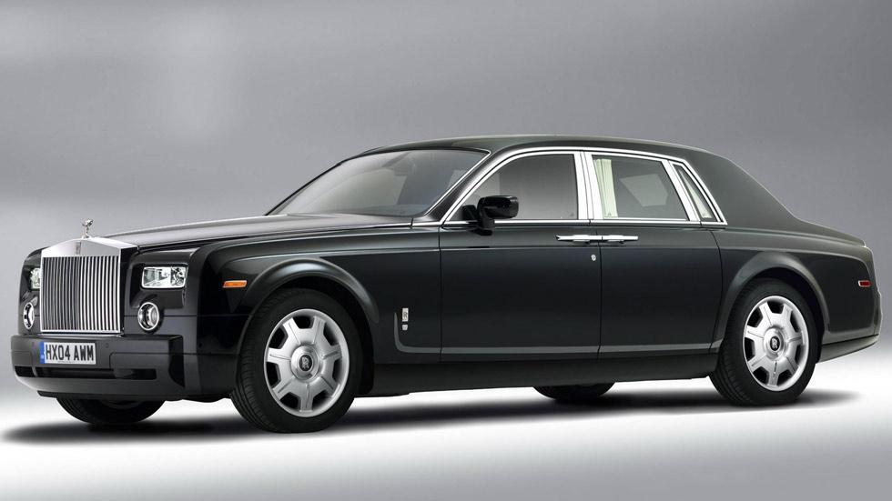 Rolls-Royce Phantom VII - 2003