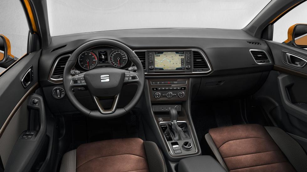Seat Ateca, interior