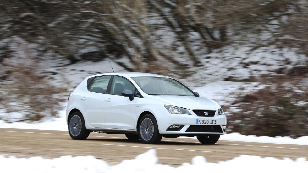 Seat Ibiza EcoTSI Connect Blue, dinámica
