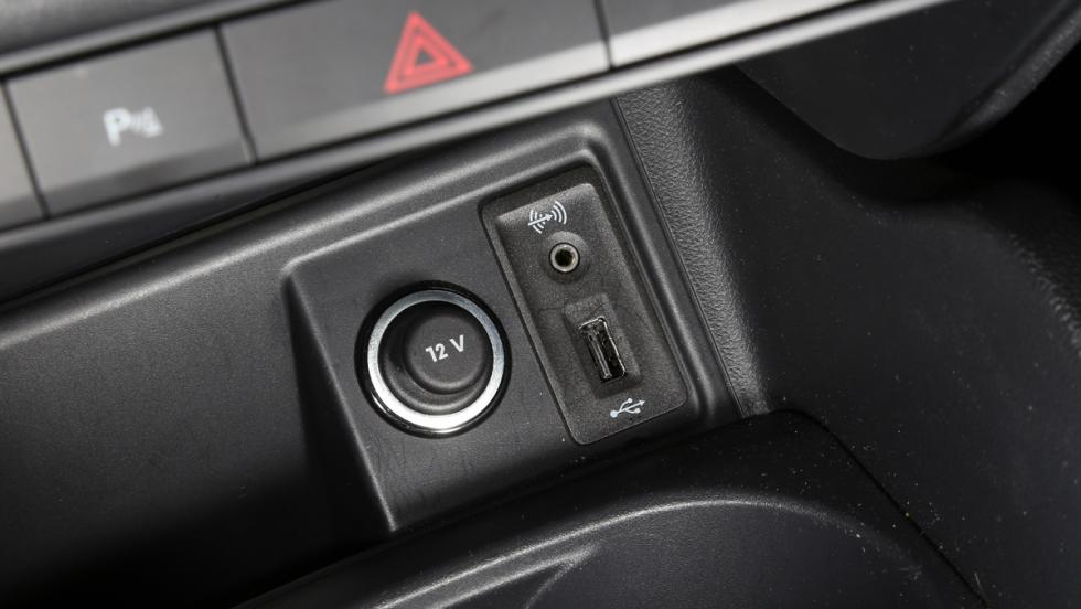 Seat Ibiza EcoTSI Connect, detalle interior