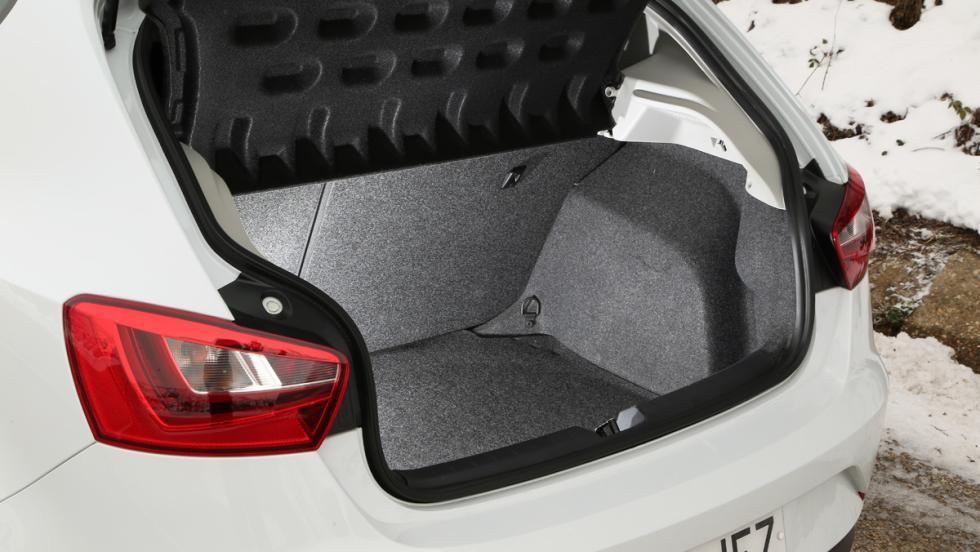 Seat Ibiza EcoTSI Connect, maletero