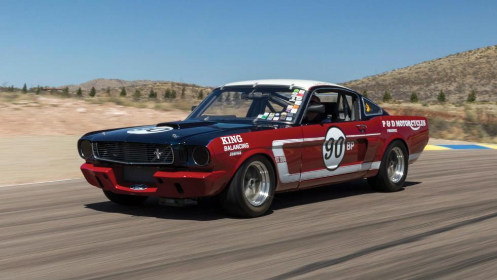 Shelby GT350 de 1966