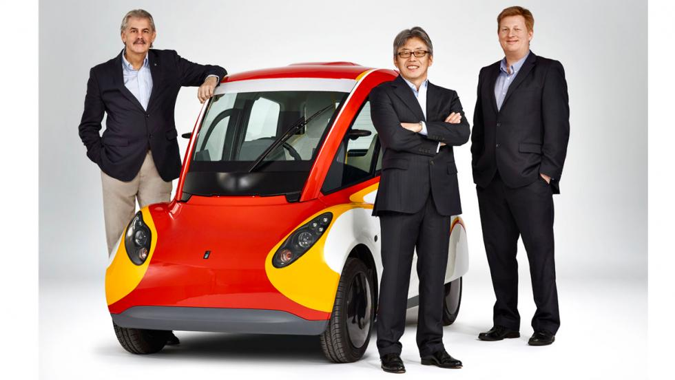 Shell Concept Car, creadores