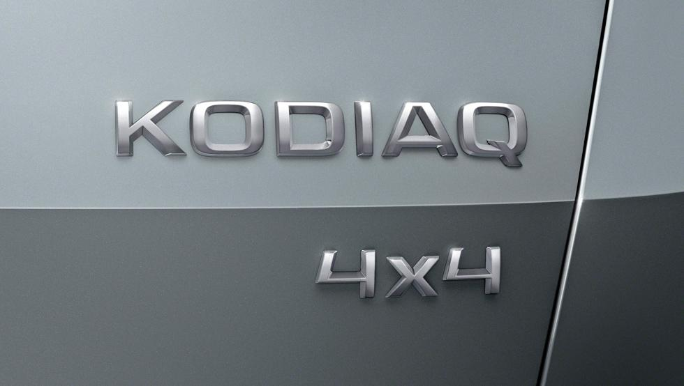 Skoda Kodiaq letras
