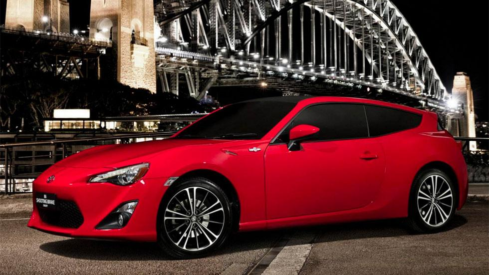 Toyota 86 Shooting Brake