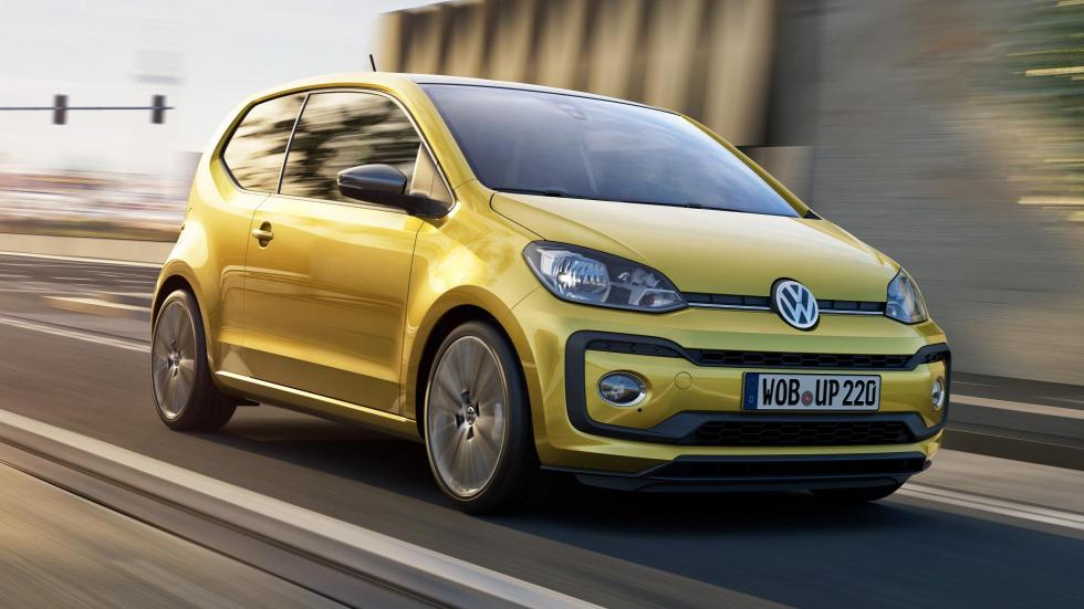 Volkswagen Up 2016 frontal