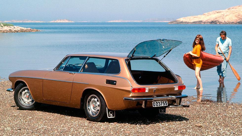 Volvo 1800 ES shooting brake deportivos clasicos