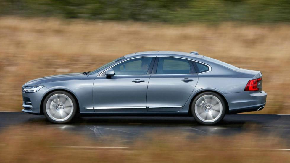 Volvo S90 con tecnología Power Pulse
