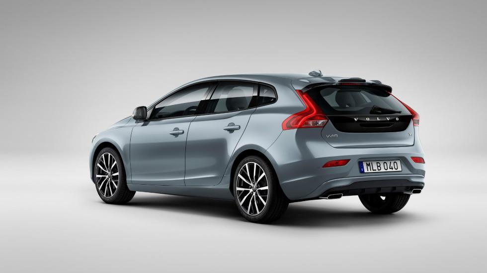 Volvo V40 2016 lateral