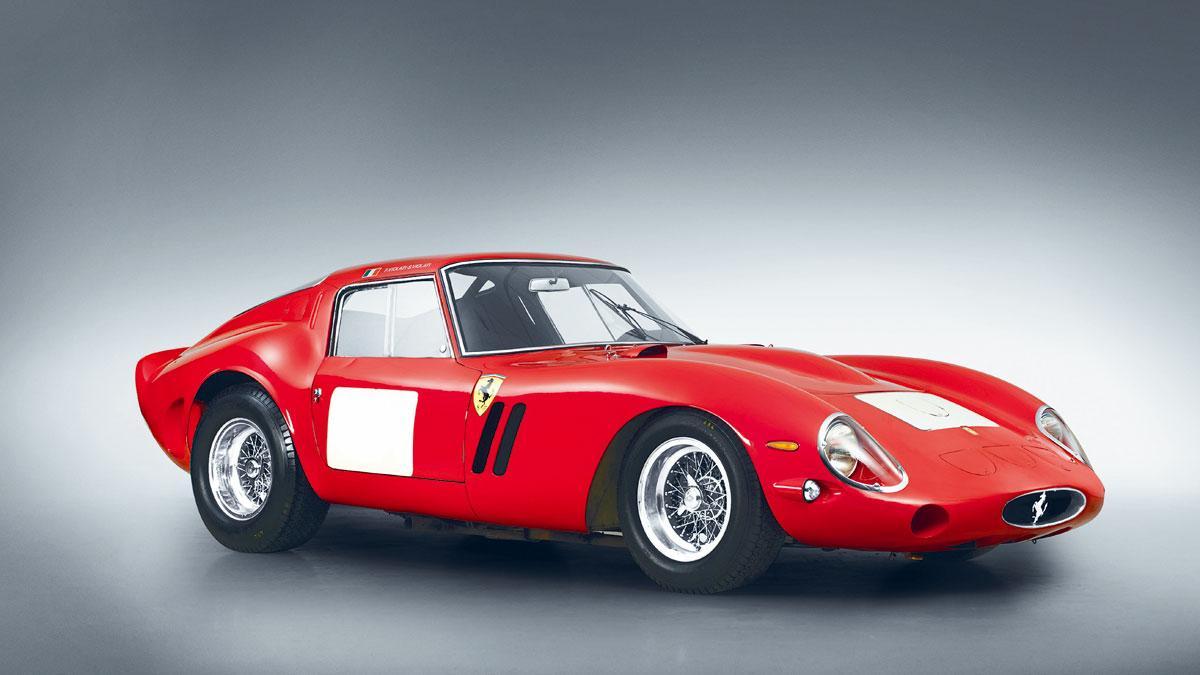 Ferrari 250 GTO: ¡vendido por 28 millones de euros!