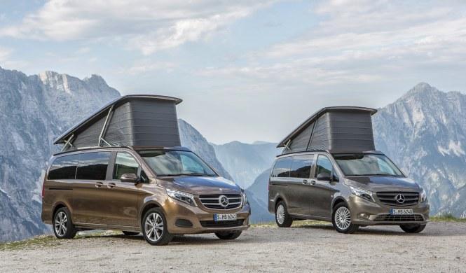 Nueva Mercedes Marco Polo: más independencia