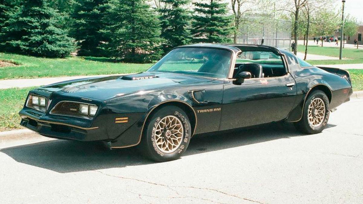 Pontiac Firebird Trans Am Special Edition - frontal