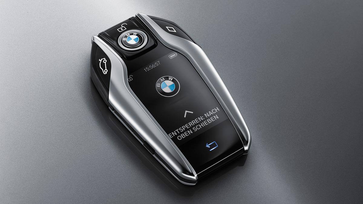 Llave BMW Serie 7 2015