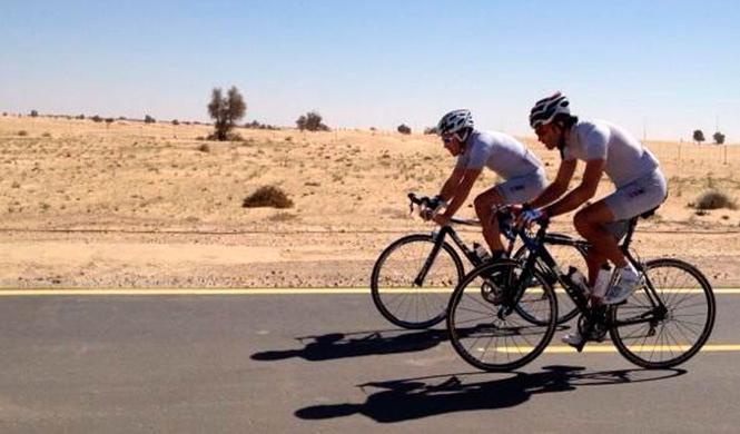 Límites de velocidad variables para tramos con ciclistas