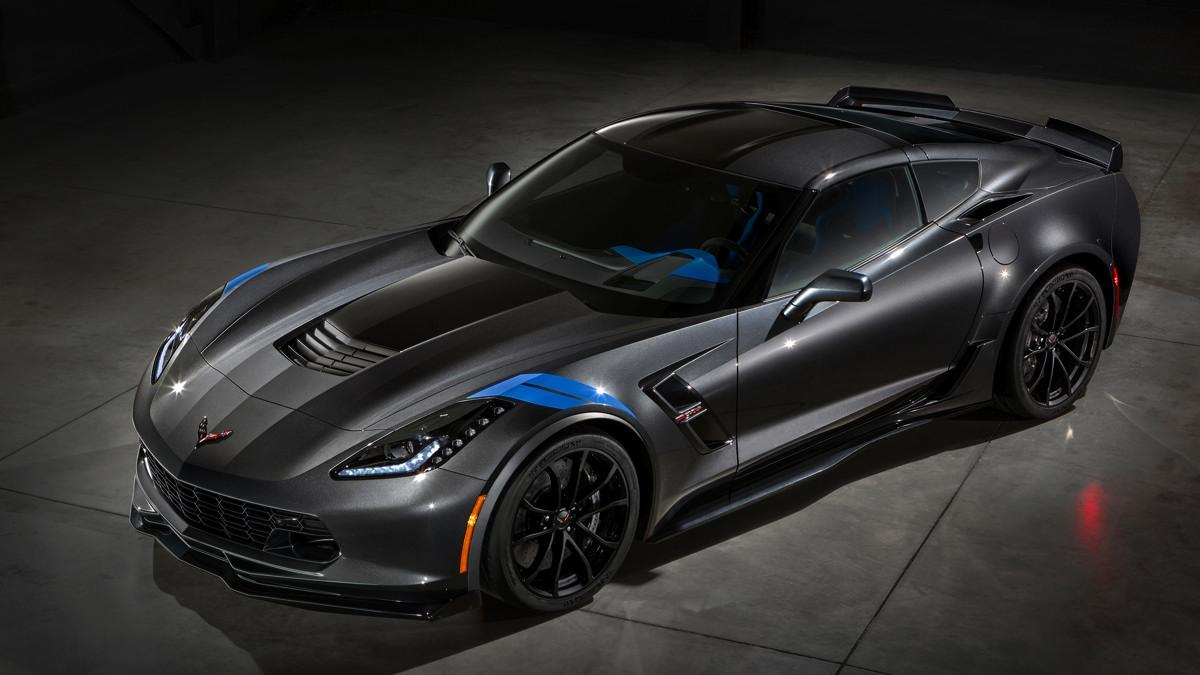 Chevrolet Corvette Grand Sport Coupé 2017