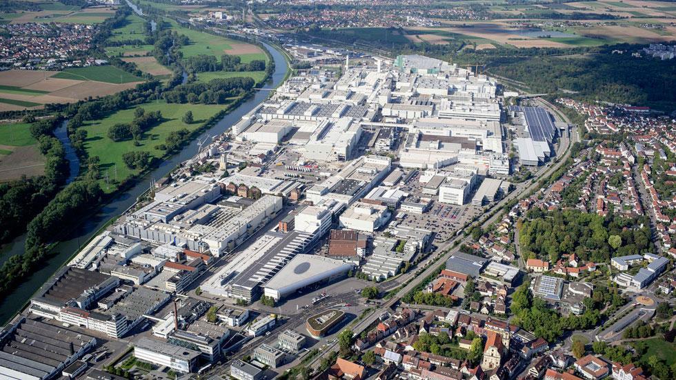 Audi Neckarsulm fabrica coches factoría