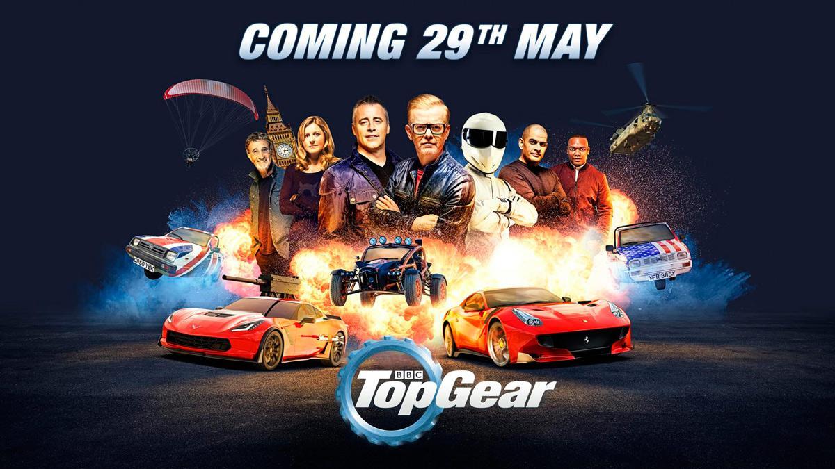 Nueva temporada Top Gear