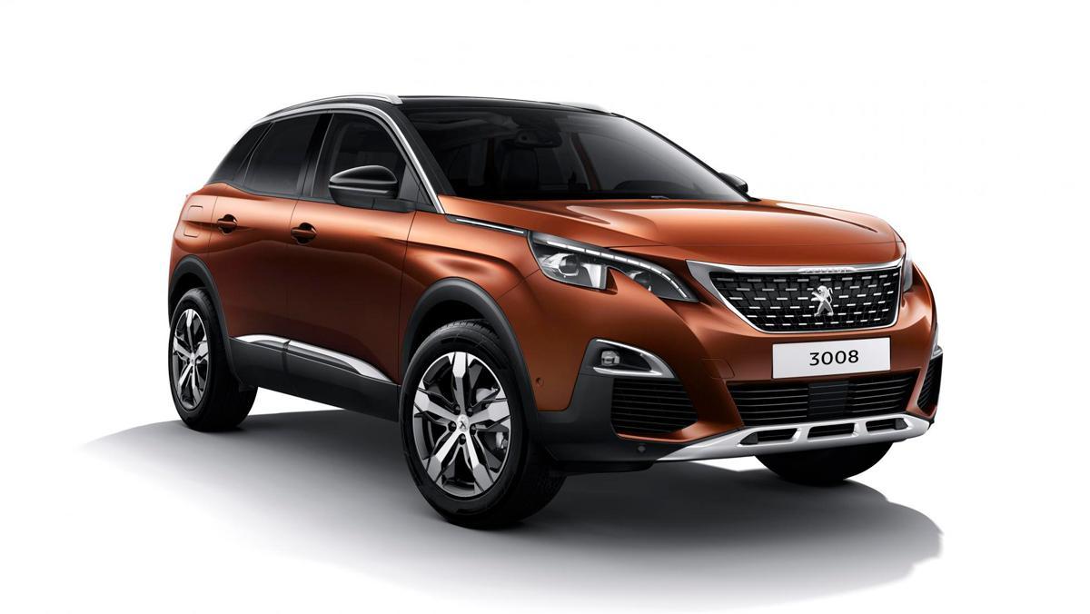 Nuevo Peugeot 3008, 1